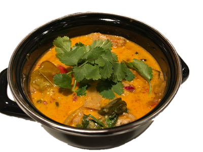 Foto Thai Red Curry Kip / Chicken