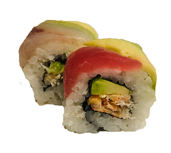 Foto Rainbow roll (8st./pcs.)