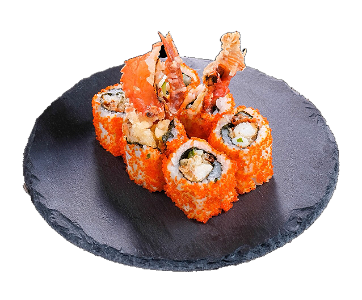 Foto Soft-Shell Crab roll (8st./pcs.)